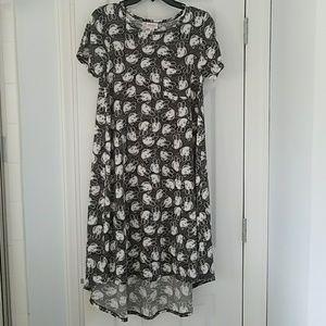 Lularoe xs Mickey Mouse dress